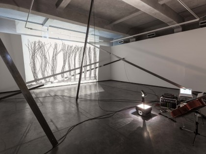 III – segmentos / Vera Appleton Gallery / Lisbon 2014